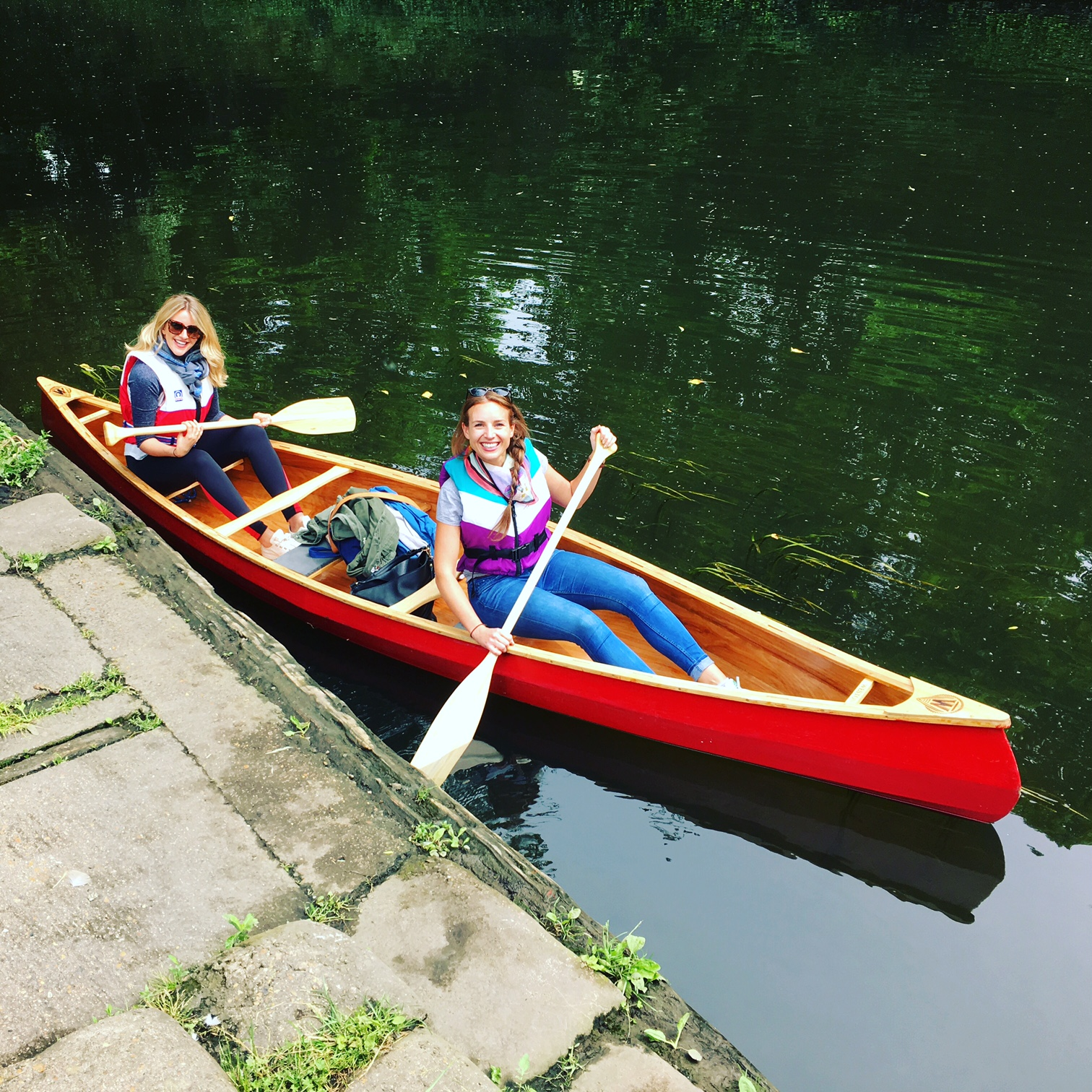 Pub and Paddle Norwich by canoe